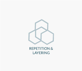 hydropeptide-repeptition-layering